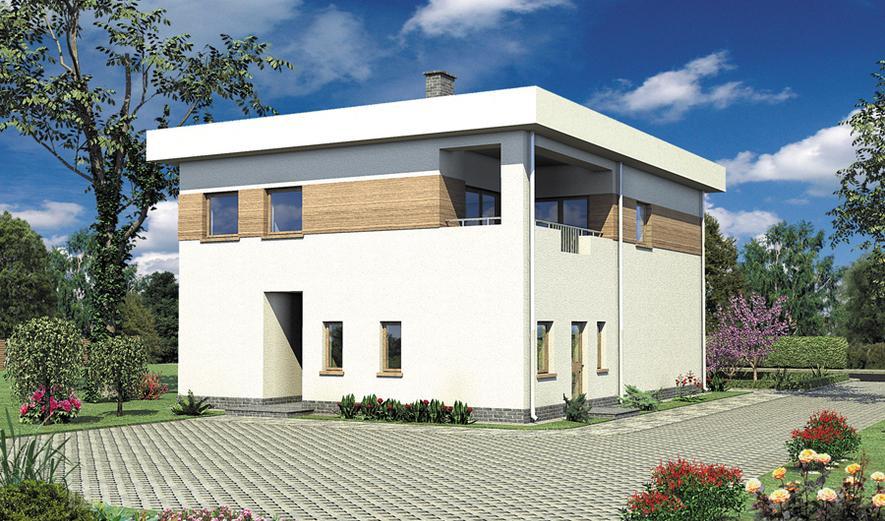 UC51a Budynek mieszkalno-usługowy